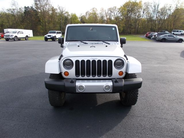 2008 Jeep Wrangler Unlimited Sahara Shelbyville, TN 7