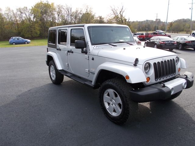 2008 Jeep Wrangler Unlimited Sahara Shelbyville, TN 9