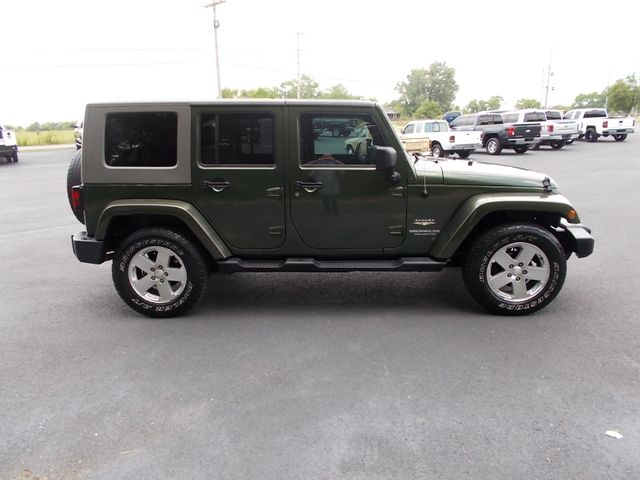 2008 Jeep Wrangler Unlimited Sahara Shelbyville, TN 10