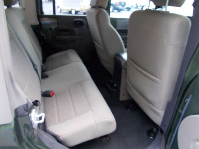 2008 Jeep Wrangler Unlimited Sahara Shelbyville, TN 21