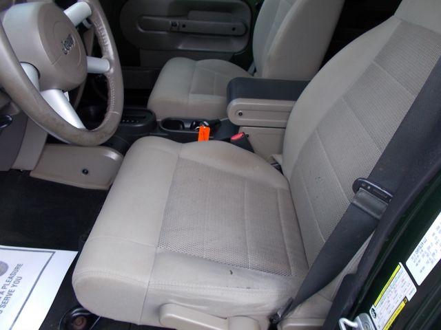 2008 Jeep Wrangler Unlimited Sahara Shelbyville, TN 24