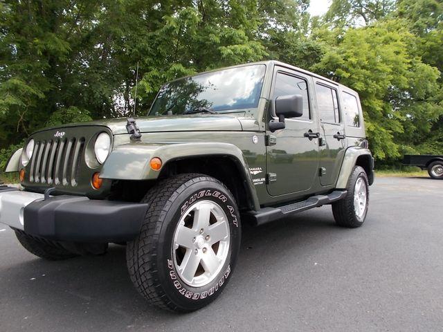 2008 Jeep Wrangler Unlimited Sahara Shelbyville, TN 5