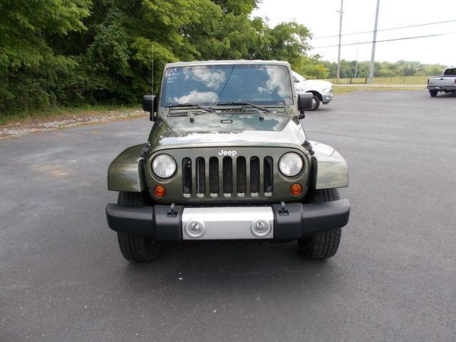 2008 Jeep Wrangler Unlimited Sahara Shelbyville, TN 7