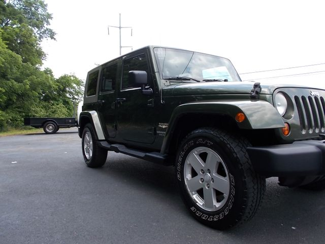2008 Jeep Wrangler Unlimited Sahara Shelbyville, TN 8