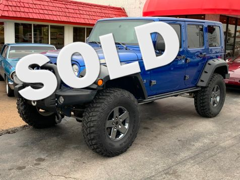 2008 Jeep Wrangler Unlimited HEMI SRT8 in St. Charles, Missouri