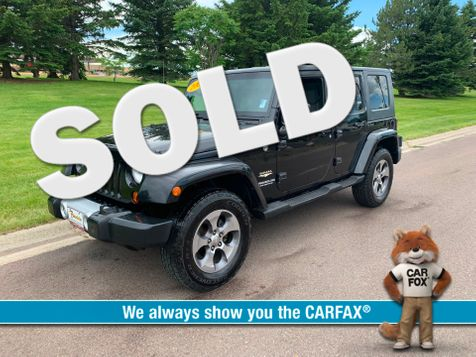 2008 Jeep Wrangler Unlimited 4d Convertible 4WD Sahara in Great Falls, MT