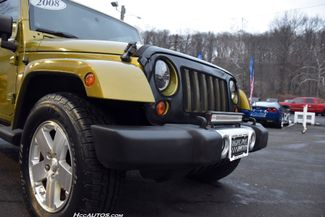 2008 Jeep Wrangler Unlimited Sahara Waterbury, Connecticut 10
