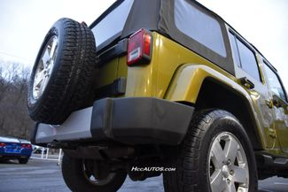 2008 Jeep Wrangler Unlimited Sahara Waterbury, Connecticut 12
