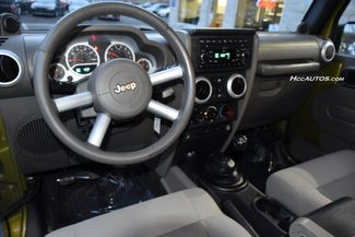 2008 Jeep Wrangler Unlimited Sahara Waterbury, Connecticut 14