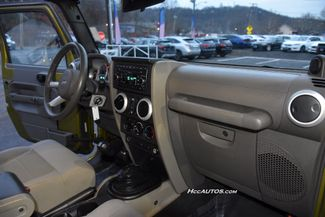 2008 Jeep Wrangler Unlimited Sahara Waterbury, Connecticut 20