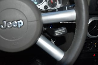 2008 Jeep Wrangler Unlimited Sahara Waterbury, Connecticut 25