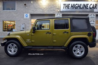 2008 Jeep Wrangler Unlimited Sahara Waterbury, Connecticut 3