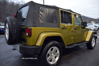 2008 Jeep Wrangler Unlimited Sahara Waterbury, Connecticut 6