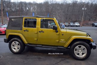 2008 Jeep Wrangler Unlimited Sahara Waterbury, Connecticut 7