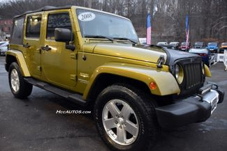 2008 Jeep Wrangler Unlimited Sahara Waterbury, Connecticut 8