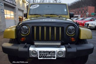 2008 Jeep Wrangler Unlimited Sahara Waterbury, Connecticut 9