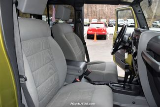 2008 Jeep Wrangler Unlimited Sahara Waterbury, Connecticut 17