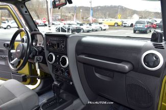 2008 Jeep Wrangler Unlimited Sahara Waterbury, Connecticut 18