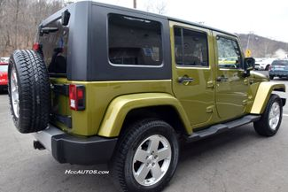 2008 Jeep Wrangler Unlimited Sahara Waterbury, Connecticut 4