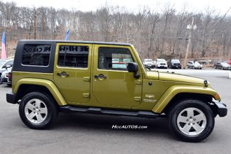 2008 Jeep Wrangler Unlimited Sahara Waterbury, Connecticut 5