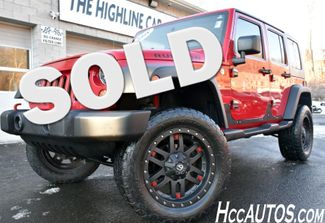 2008 Jeep Wrangler Unlimited X Waterbury, Connecticut