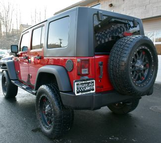 2008 Jeep Wrangler Unlimited X Waterbury, Connecticut 2