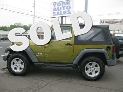 2008 Jeep Wrangler X in , CT