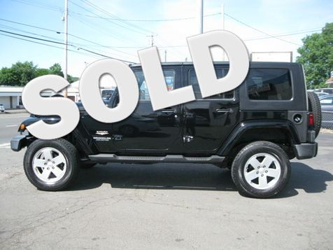 2008 Jeep Wrangler Unlimited Sahara in , CT