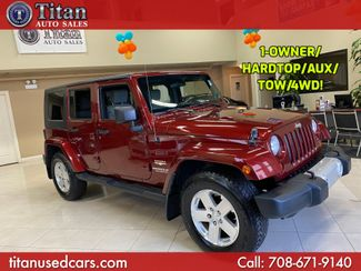 2008 Jeep Wrangler Unlimited Sahara in Worth, IL 60482