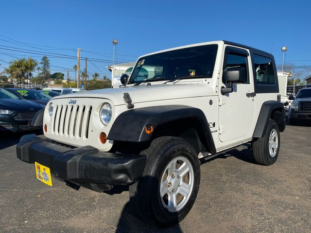 2008 Jeep Wrangler X RHD - RIGHT HAND DRIVE 4X4 in San Diego, CA 92110