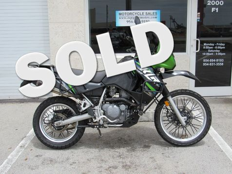 2008 Kawasaki KLR 650  in Dania Beach, Florida