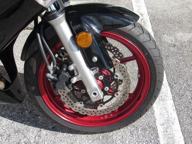 2008 Kawasaki Ninja 650R in Dania Beach , Florida 33004