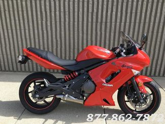 2008 Kawasaki NINJA 650R EX650 NINJA 650R EX650 in Chicago, Illinois 60555