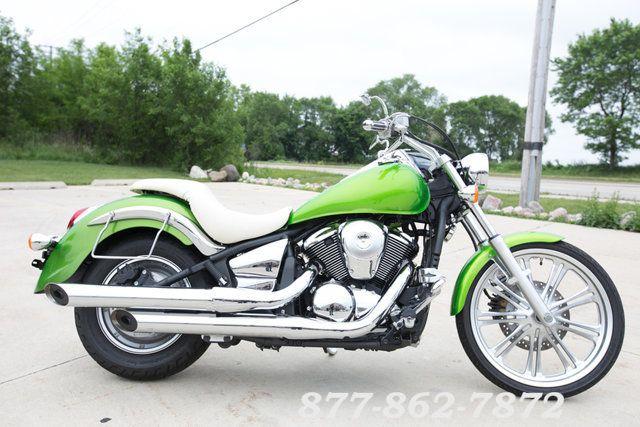 2008 Kawasaki VULCAN 900 CUSTOM VN900 900 CUSTOM VN900 Chicago, Illinois 2