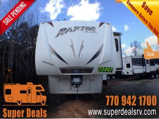 2008 Keystone Rapture 380LEV in Temple, GA 30179
