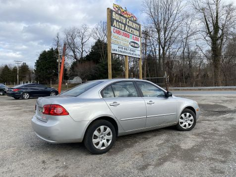 2008 Kia Optima LX in Harwood, MD