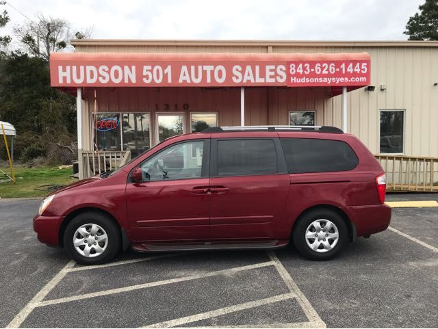 2008 Kia Sedona LX | Myrtle Beach, South Carolina | Hudson Auto Sales in Myrtle Beach South Carolina