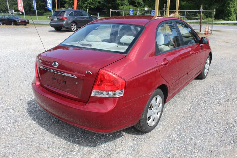 2008 Kia Spectra EX  city MD  South County Public Auto Auction  in Harwood, MD