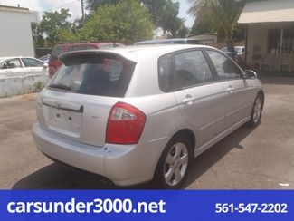 2008 Kia Spectra Lake Worth , Florida 2