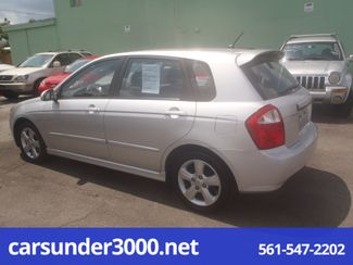 2008 Kia Spectra Lake Worth , Florida 3