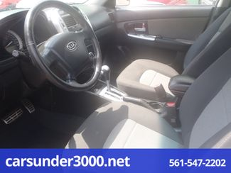 2008 Kia Spectra Lake Worth , Florida 4