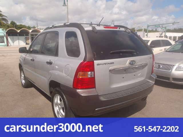 2008 Kia Sportage LX Lake Worth , Florida 1