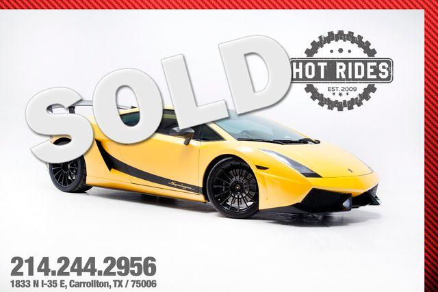 2008 Lamborghini Gallardo Superleggera Dallas Performance Stage-2+ Twin Turbo 1200-HP