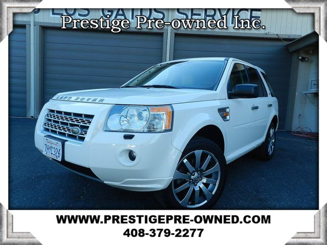 2008 Land Rover LR2 in Campbell CA