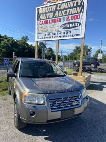 2008 Land Rover LR2 HSE in Harwood, MD