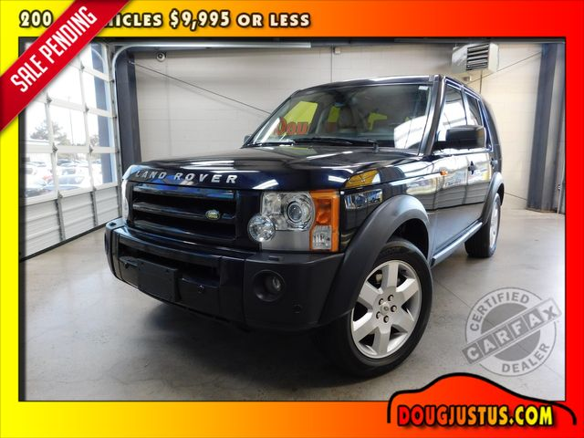 2008 Land Rover LR3 HSE in Airport Motor Mile ( Metro Knoxville ), TN 37777