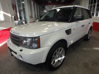 2008 Land Rover R R Sport B/U CAMERA, VERY TIGHT & SHARP!~ Saint Louis Park, MN 9
