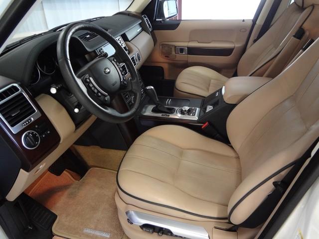 2008 Land Rover Range Rover HSE Austin , Texas 14