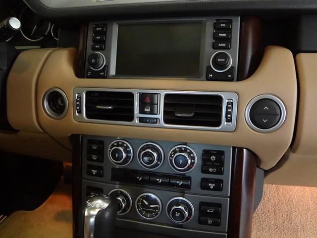 2008 Land Rover Range Rover HSE Austin , Texas 16