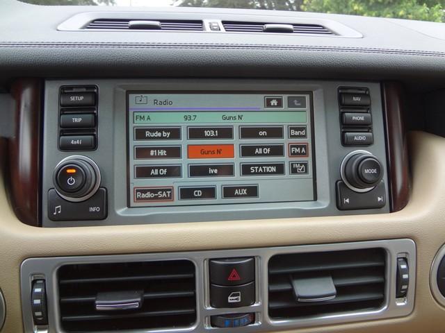 2008 Land Rover Range Rover HSE Austin , Texas 17